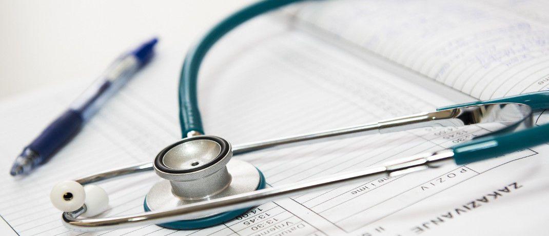 Ärztliche Untersuchung: Der digitale Gesundheitsmarkt bietet aus Expertensicht lukrative Investmentchancen.|© Pexels