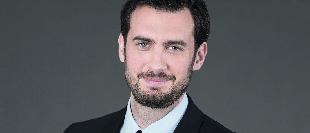 Goran Vasiljevic, Investmentchef bei Lingohr & Partner Asset Management: