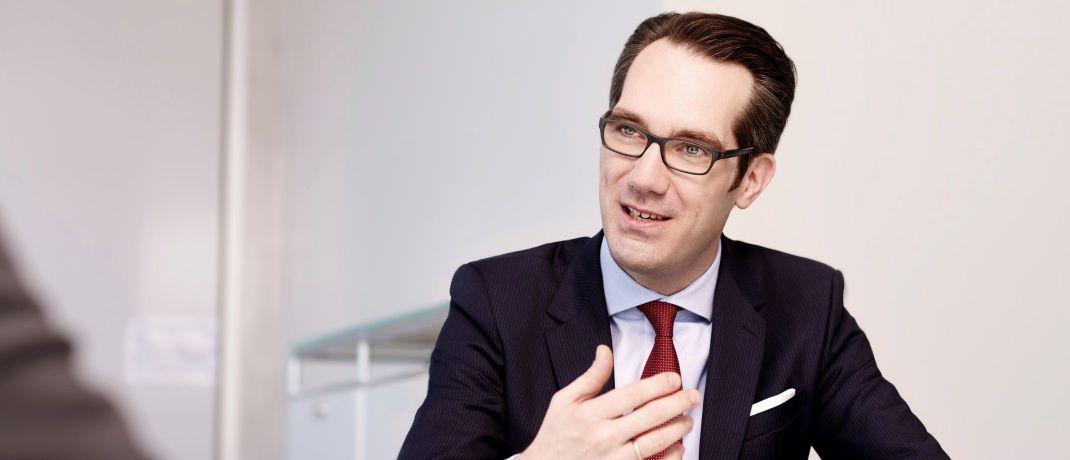 Jan Esser ist Produktvorstand der Allianz Privaten Krankenversicherung. |© Allianz