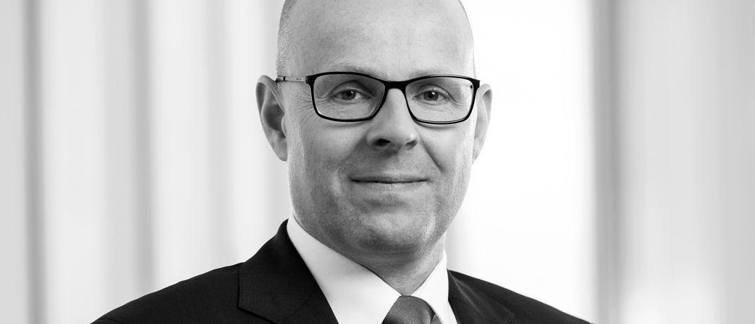 Steffen Selbach, Vorsitzender der Geschäftsführung der Deka Vermögensmanagement, wurde 48 Jahre alt.|© Deka