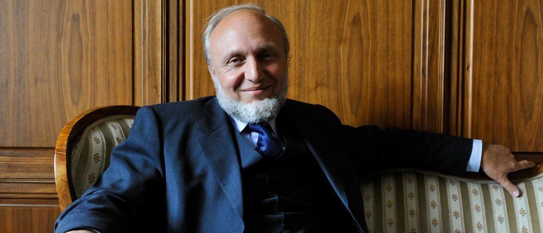 Hans-Werner Sinn, Alt-Präsident des Ifo-Instituts
