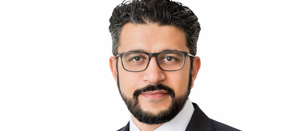Wais Samadzada ist Geschäftsführer bei Covesto Asset Management in Hamburg|© Covesto AM