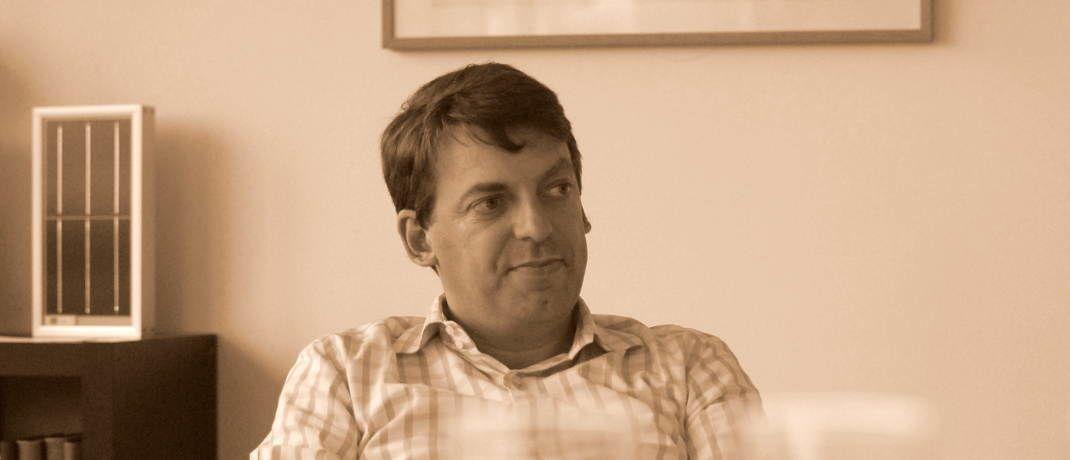 Moritz Schildt ist Vorstand des Anleihespezialisten Nordix