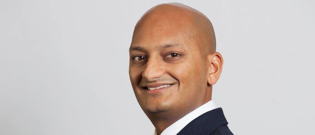 Nitesh Shah, Direktor Research bei Wisdom Tree wertet die Geldströme bei Rohstoffprodukten aus|© Wisdom Tree