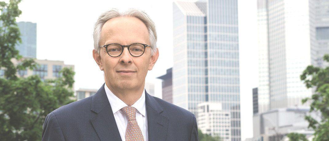 Charles Neus ist Leiter Altersvorsorge-Lösungen beim Vermögensverwalter Schroders.