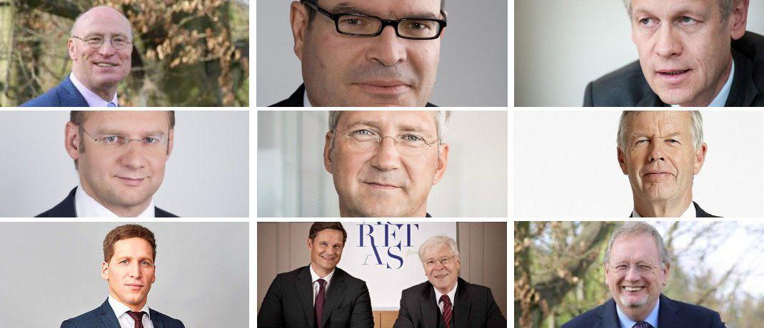 Welche deutschen Vermögensverwalter in der Studie von App Audit nach Provisionserlösen besonders hervorstachen, zeigt die Bilderstrecke.