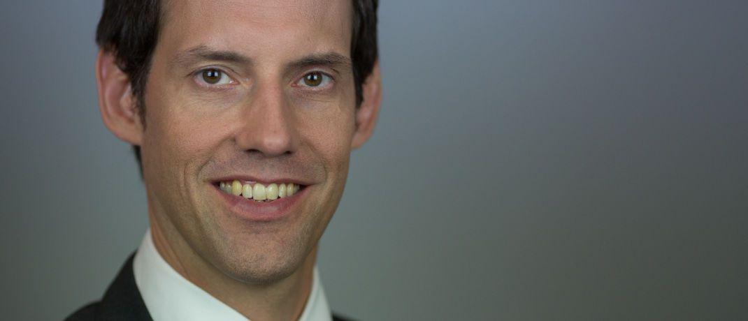 Adrian Roestel leitet das Portfoliomanagement bei der Münchner Vermögensverwaltung Huber, Reuss & Kollegen.