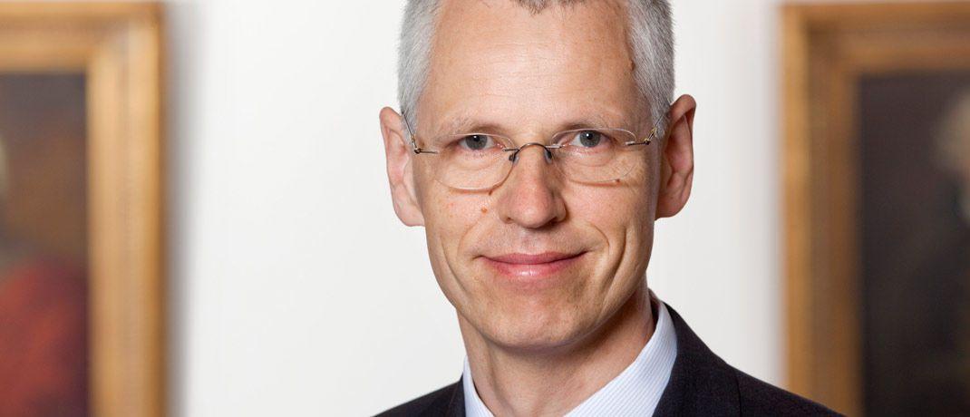 Holger Schmieding ist seit Oktober 2010 Chefvolkswirt der Berenberg Bank|© Berenberg Bank
