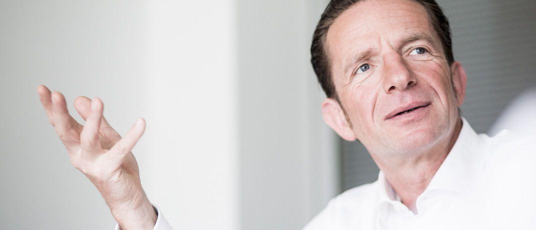Rainer Fritzsche ist Geschäftsführer des Anbieters für Infrastrukturanlagen Ovid Partner.|© Ovid Partner