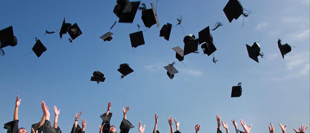 Universitäts-Absolventen: Das CFA Institute vermeldet knapp 20.000 erfolgreiche Teilnehmer|© Pexels