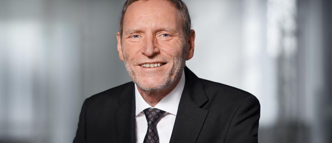 Präsident des Deutschen Sparkassen- und Giroverbandes Helmut Schleweis. Der DSGV hat seine Institute gefragt, wie sich Mifid II im Alltag auswirkt.  |© DSGV