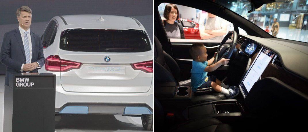 """""""Hier steht ein BMW"""" versus """"Uiuiui - ein Tesla"""". David Ennett, Co-Fondsmanager des Kames High Yield Bond Fund, bevorzugt als Investments eher wenig glamouröse Firmen."""