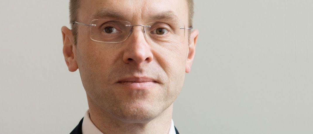 Frank Huttel leitet das Portfoliomanagement bei Finet Asset Management.|© Finet AM