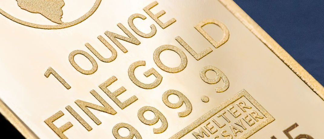 Gold: Der internationale Preis des Edelmetalls ist im vergangenen Halbjahr deutlich nachgegeben. |© Gold Michael Steinberg