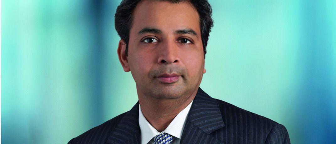 Sukumar Rajah managt jetzt den Fonds Templeton Asian Growth.|© Franklin Templeton