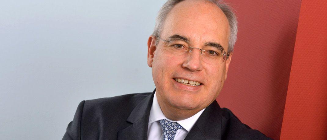 Rolf Tilmes ist Vorstandsvorsitzender des Interessenverbands für Finanzplaner Financial Planning Standards Board (FPSB) Deutschland.|© European Business School