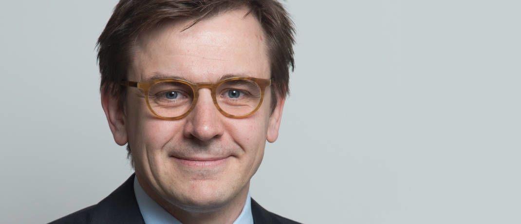 Demnächst in Frankfurt tätig: Mischfonds-Experte Hartwig Kos|© DWS