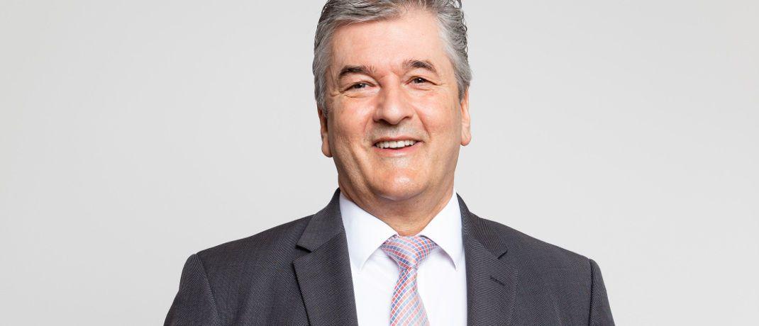 Heinrich Meller: Der Generalbevollmächtigte der Finum Private Finance in Köln ist selbst Landwirt.|© FINUM.Private Finance AG