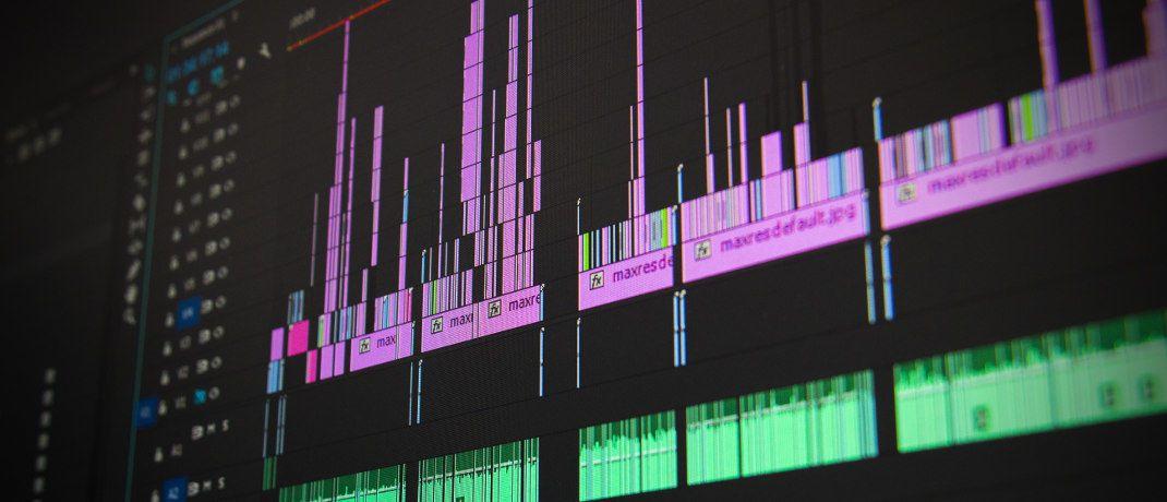 Computerbildschirm: Auch in der Finanzbranche geht es vermehrt darum, Daten effektiver zu nutzen.|© Pixabay