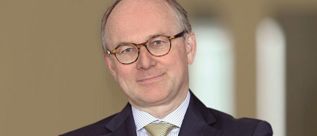 Seine Zukunft war bislang ungewiss, nun ist klar: Friedrich Rogge leitet künftig für Rothschild & Co deren neuen Standort in Düsseldorf.|© Sal. Oppenheim