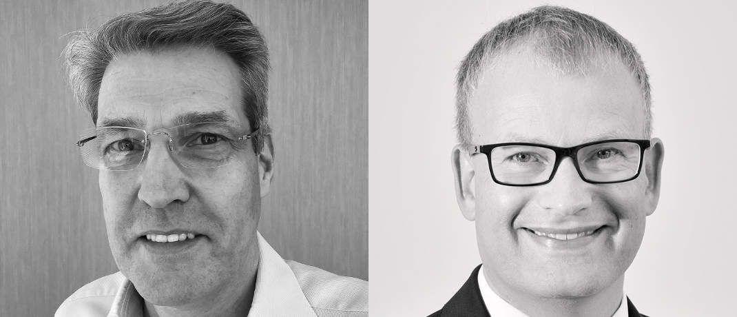 Neu im Team von TBF Global AM: Philipp Kerz (links) und Sven Matthies|© TBF