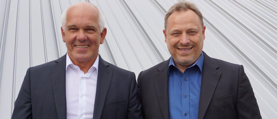 Legen ihre Unternehmen zusammen: Norbert Lamers (links, Perspectivum) und Karsten Körwer (Fairtriebsconsulting). |© Perspectivum GmbH