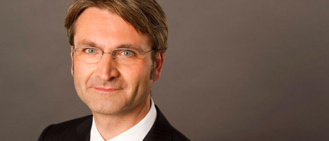 Ernst Glanzmann ist leitender Portfoliomanager der GAM Japan Equity und GAM Star Japan Equity Fonds bei GAM Investments.