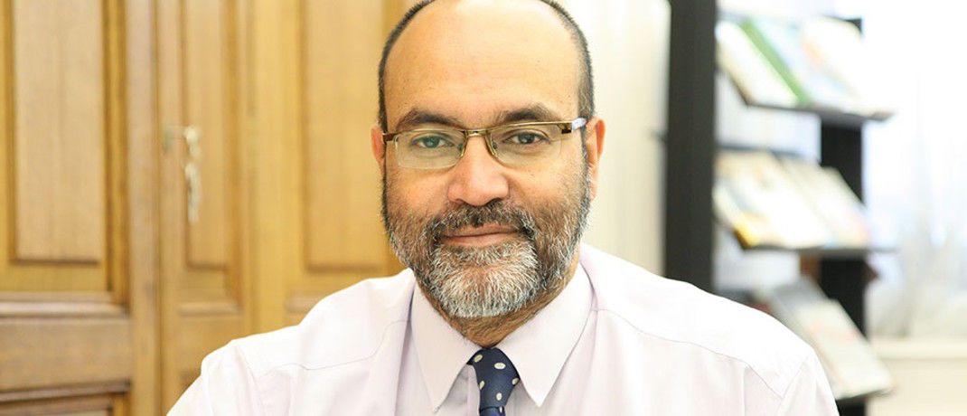 Shamik Dhar: Der neue Chefvolkswirt bei BNY Mellon IM wechselt aus dem Foreign and Commonwealth Office (Außenministerium) der britischen Regierung zu seinem neuen Arbeitgeber.|© BNY Mellon