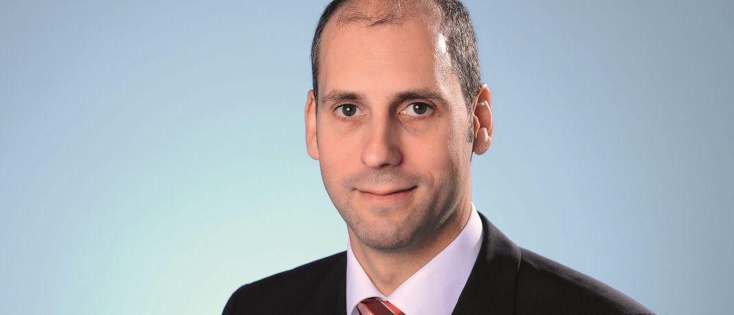 Stefan Kloss managt den Kapital Plus von Allianz Global Investors.|© AGI