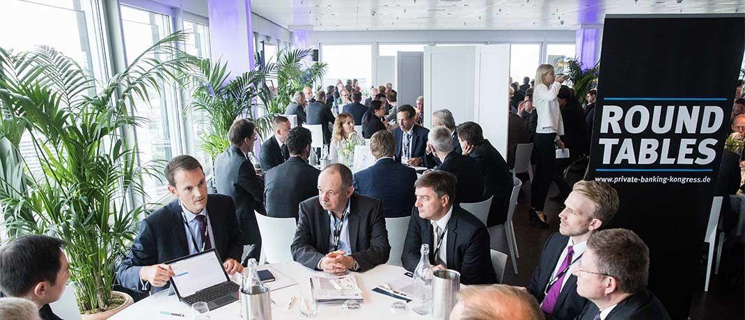 In Hamburg läuft derzeit der 16. private banking kongress. |© Anna Rauchenberger, Jana Madzigon, Arman Rastegar
