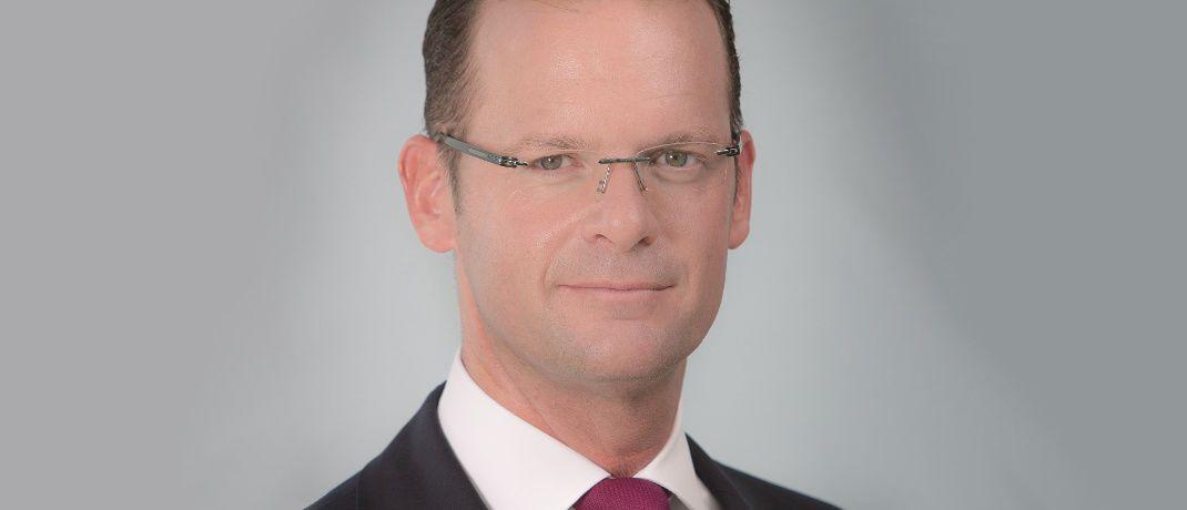 Dirk Heuser: Der Leiter Portfoliomanagement der Vermögensverwaltung der Commerzbank setzt auf konservatives Optionsmanagement, um Zusatzerträge zu erzielen und die Risiken zu mindern.|© Commerzbank AG