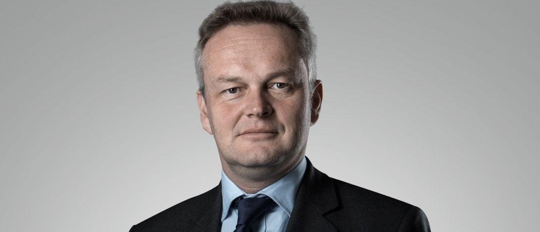 """Adrian Hull, Co-Head of Fixed Income bei Kames Capital: """"Die Folgen der Lehman-Pleite sind bis heute spürbar."""" © Kames Capital"""