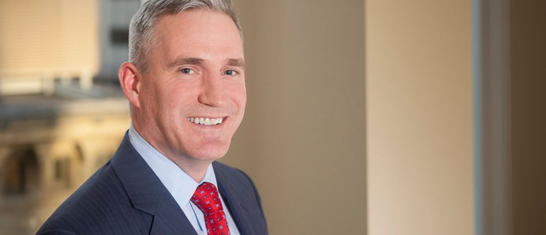 Sean Fitzgibbon leitet das Investmentteam bei The Boston Company, die den neuen Fonds für BNY Mellon IM managt. |© BNY Mellon IM