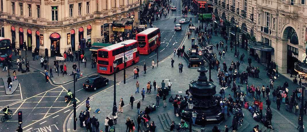 Piccadilly Circus in London: Großbritannien ist mit Abstand die größte Position im Portfolio des Vontobel TwentyFour Absolute Return Credit Fund.|© Mike Rolls/CC BY-SA 2.0/Flickr