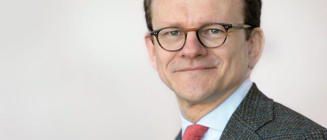 Georg Oehm: Der Investmentexperte ist Verwaltungsratsvorsitzender bei Mellinckrodt, Anbieter des Ucits-konformen Mellinckrodt German Opportunities (ISIN: LU0914398085), der nach Private-Equity-Kriterien in börsengehandelte Aktien investiert.|© Wonge Bergmann