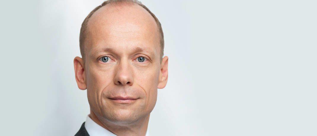Hagen Schremmer ist Mitglied der Geschäftsführung bei der DWS und fürs Privatkundengeschäft zuständig|© DWS