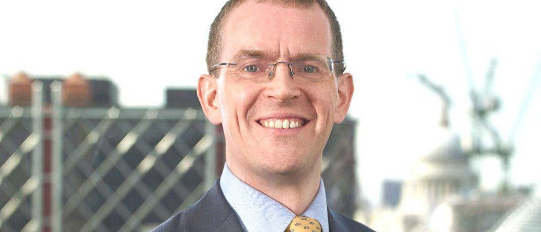 Chris Mellor leitet das Aktien-ETF-Produktmanagement für die Emea-Region bei Invesco.|© Invesco