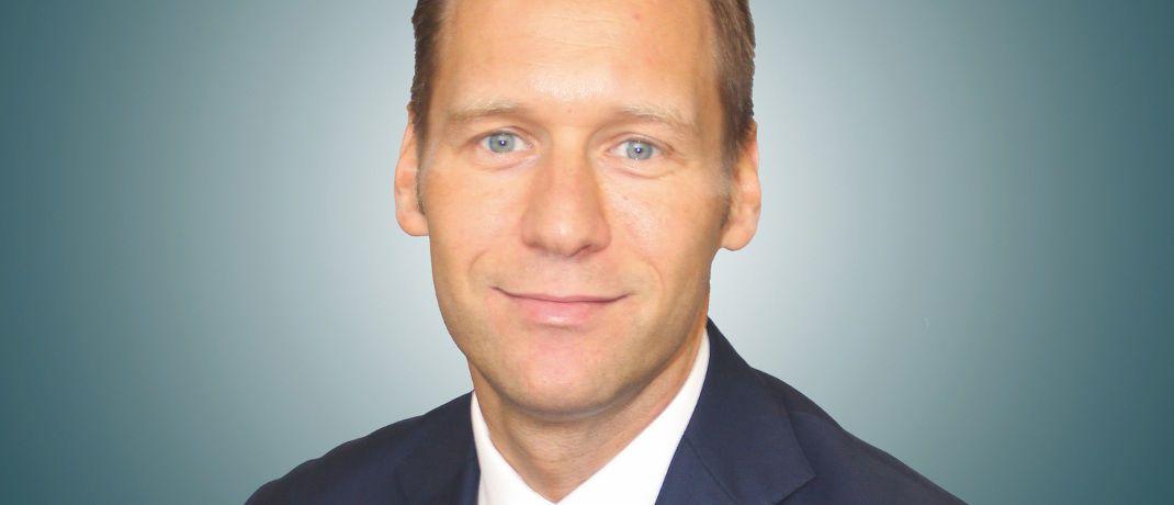 Frank Diesterhöft: Der neue Vertriebschef für Rentenmarktprodukte bei Insight Investments verfügt über mehr als 15 Jahren Berufserfahrung.|© Insight Investments