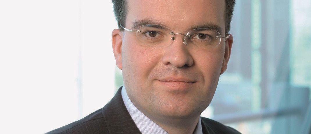 Wolfram Erling, Leiter Zukunftsvorsorge bei Union Investment, fordert einfache Rahmenbedingungen für die Riester-Rente.|© Union Investment