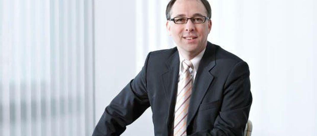 Blickt auf die Instrumente zur finanziellen Krisenabwehr: Metzler-AM-Chefvolkswirt Edgar Walk|© Metzler
