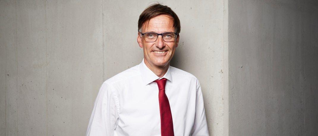 """""""Es scheint jetzt noch verfrüht, von einem bevorstehenden Ende des Wirtschaftszyklus auszugehen"""", so Thomas Kruse, Investmentchef von Amundi Deutschland"""