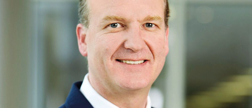 Sebastian Külps, Deutschland-Chef von Vanguard.|© Vanguard