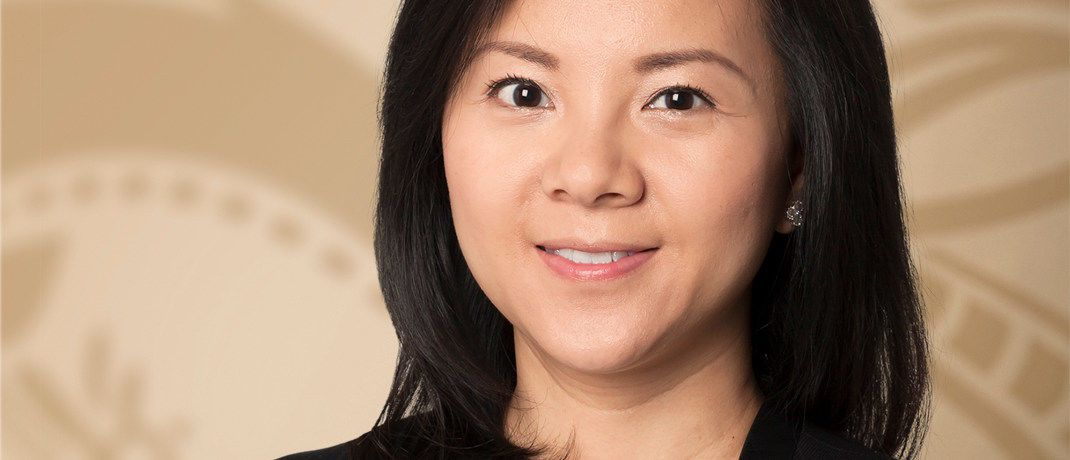 Tiffany Hsiao managt den Matthews Asia Funds China Small Companies.  | © Matthews Asia