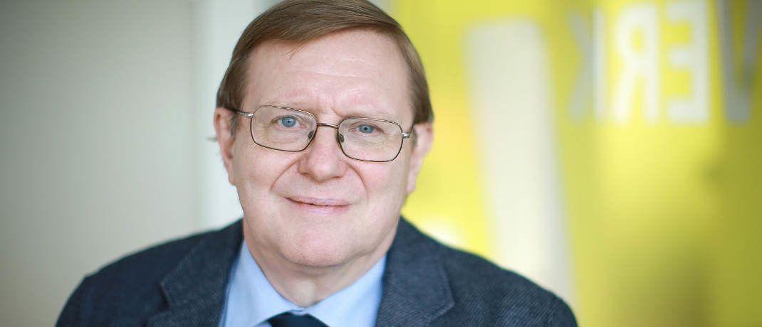Roland Döhrn ist Konjunkturchef des RWI Leibniz-Instituts für Wirtschaftsforschung|© RWI