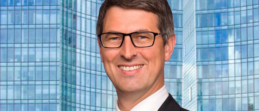 Tilmann Galler ist Portfoliomanager bei J.P. Morgan Asset Management.|© J.P. Morgan AM