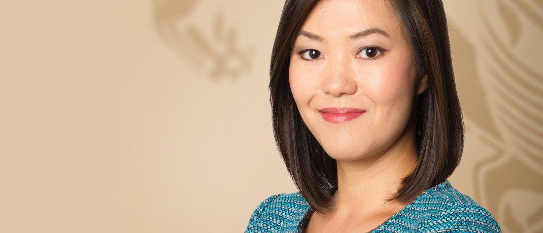 Lydia So: Die Fondsmanagerin wuchs in Hongkong auf und studierte in Kalifornien. <a href='https://global.matthewsasia.com/perspectives-on-asia/market-updates/matthews-asia-perspectives-view/article-1381/Asias-Small-Companies-Go-Big.fs' target='_blank'>In ihrem neuesten Marktkommentar</a> nennt sie die Hauptgr&uuml;nde f&uuml;r gro&szlig;e Chancen bei kleinen Aktiengesellschaften. &nbsp;|&nbsp;&copy; Matthews Asia