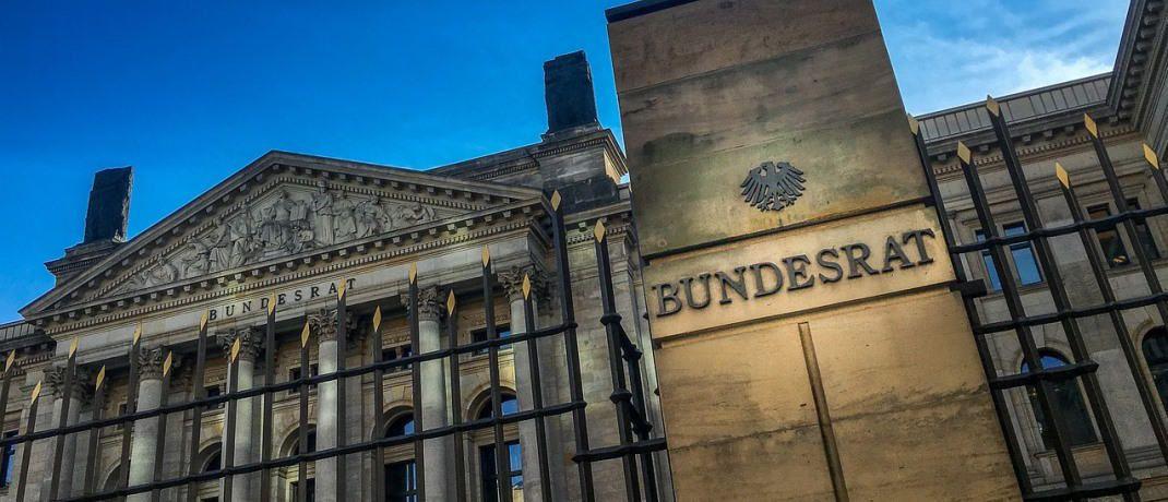 Das Gebäude des Bundesrats in Berlin: Die Versicherungsvermittlungsverordnung könnte bald schon Wirklichkeit sein.|© Pixabay