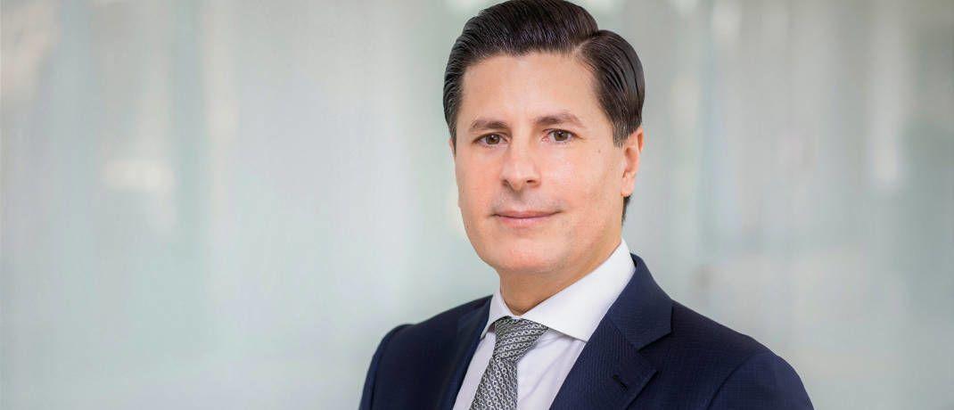 Eduardo Mollo Cunha leitet den Vertrieb bei Eyb & Wallwitz Vermögensmanagement|© Eyb & Wallwitz