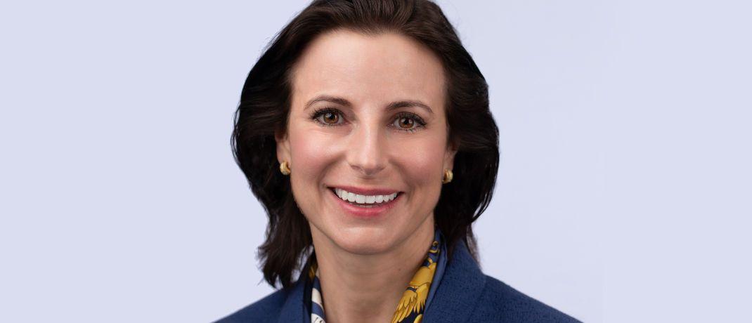 Susan Schmidt: Als Head of US Equities leitet sie das Geschäft mit US-Aktienprodukten.|© Aviva Investors