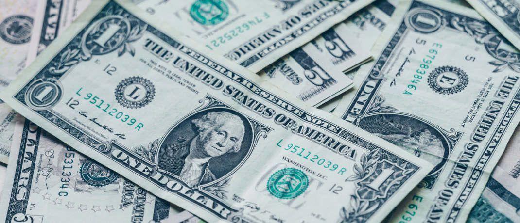 US-Dollar: Eine Währungseinheit der Vereinigten Staaten ist aktuell 0,87 Eurocent wert. Das entspricht einem Kurs von knapp 1,15 US-Dollar pro Euro. |© Burst